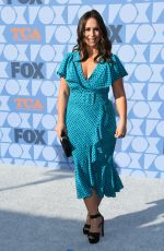JENNIFER LOVE HEWITT at Fox Summer TCA All-star Party in Beverly Hills 08/07/2019
