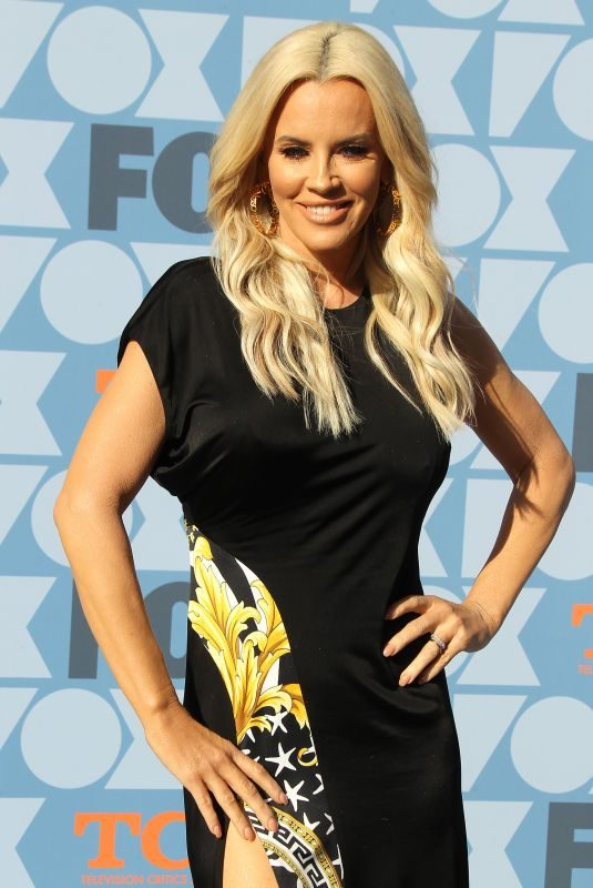 JENNY MCCARTHY at Fox Summer TCA All-star Party in Beverly Hills 08/07/2019