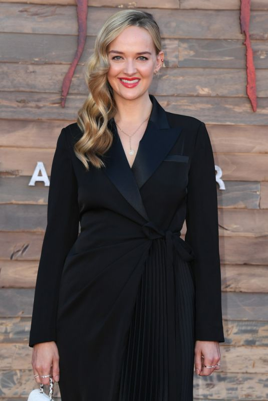 JESS WEIXLER at It: Chapter Two Premiere in Westwood 08/26/2019