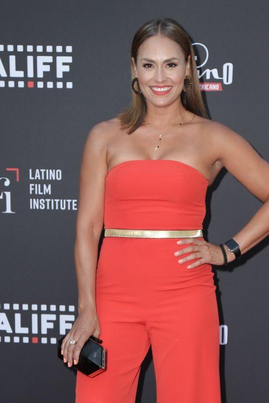 JESSICA MREZA at 2019 Los Angeles Latino International Film Festival Opening Night 07/31/2019