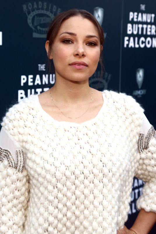JESSICA PARKER KENNEDY at The Peanut Butter Falcon Special Screening in Los Angeles 08/01/2019