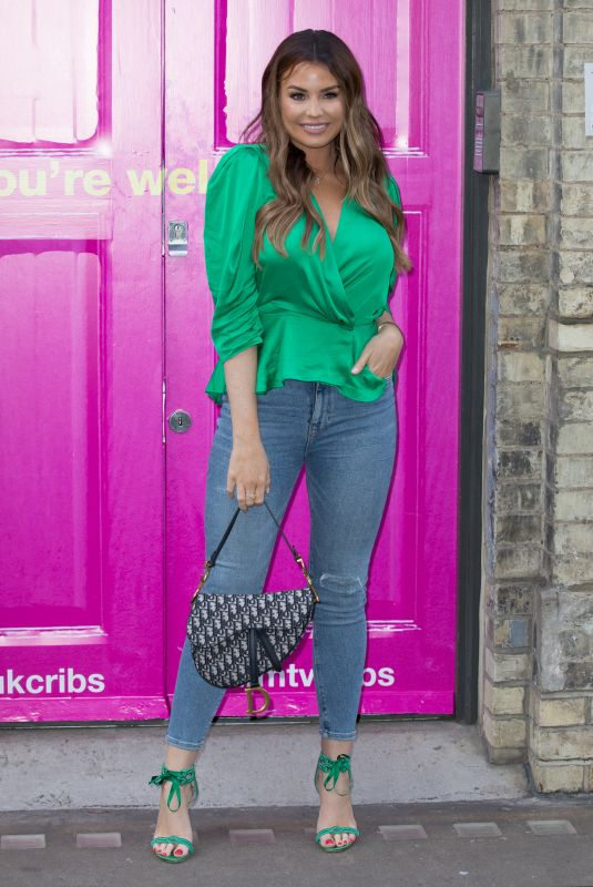 JESSICA WRIGHT at MTV Cribs UK Photocall in London 08/19/2019