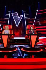 JESSIE J and PIXIE LOTT - The Voice Kids, Series 3 Promos