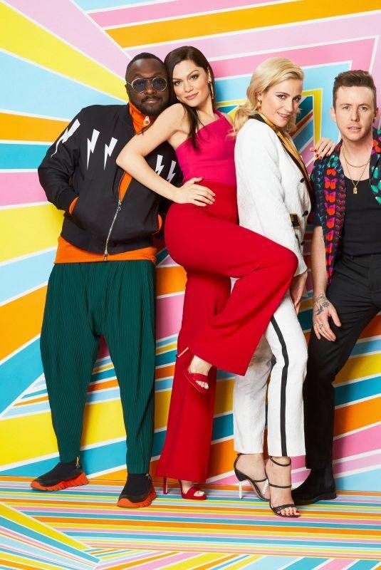 JESSIE J and PIXIE LOTT – The Voice Kids, Series 3 Promos