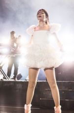 JESSIE J Performs at a Concert in Marbella 08/25/2019