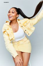 JORDYN WOODS in Cosmopolitan Magazine, UK September 2019