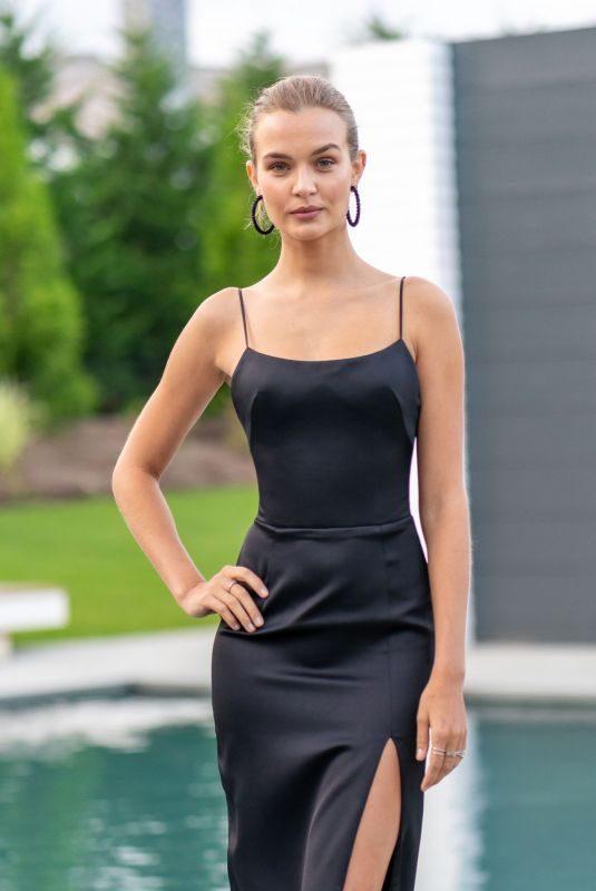 JOSEPHINE SKRIVER at Hamptons Magazine Celebration of Fall Fashion Issue 08/16/2019