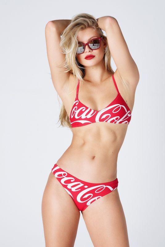 JOSIE CANSECO for Kith x Coca Cola, Season 4