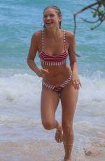 JOSIE CANSECO in Bikini on the Beach in Honolulu 08/02/2019