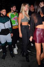 JOSIE CANSECO Night Out in New York 08/26/2019