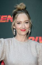 JUDY GREER at Driven Premiere in Hollywood 07/29/2019