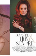 JULIANNE MOORE in Instyle Magazine, Spain September 2019