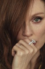JULIANNE MOORE in Madame Magazine, September 2019