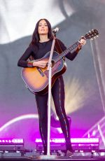 KACEY MUSGRAVES Performs at Lands Music Festival at Golden Gate Park in San Francisco 08/12/2019