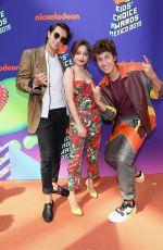 KAROL SEVILLA at Nickelodeon Kid