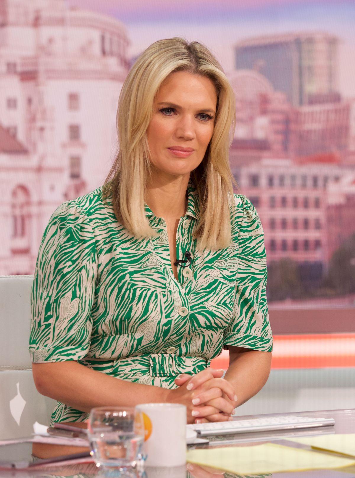 Kate Garraway - Good Morning Britain TV Show in London 02