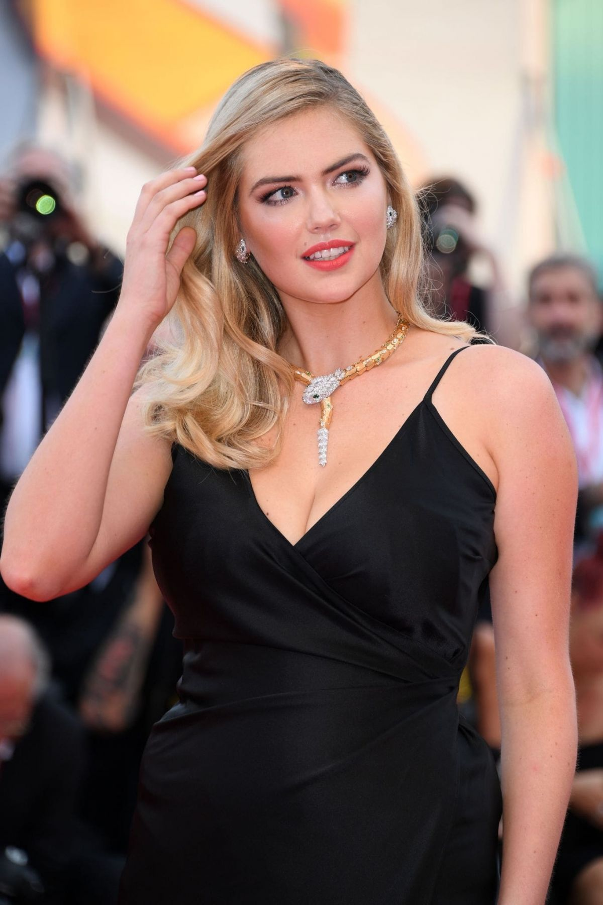 KATE UPTON at Marriage Story Screening at 76th Venice Film