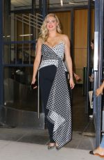 KATE UPTON Out and About in New York 08/12/2019