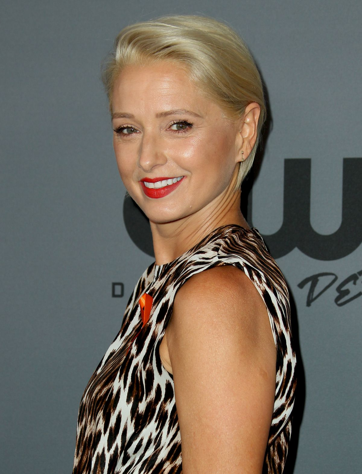 KATHERINE LANASA at CW Summer 2019 TCA Party in Beverly