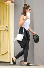 KATHERINE SCHWARZENEGGER Out and About in Los Angeles 08/17/2019