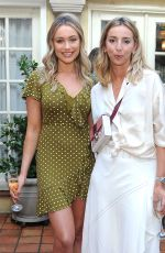 KATRINA BOWDEN at Ametti Launch Dinner in Beverly Hills 08/07/2019
