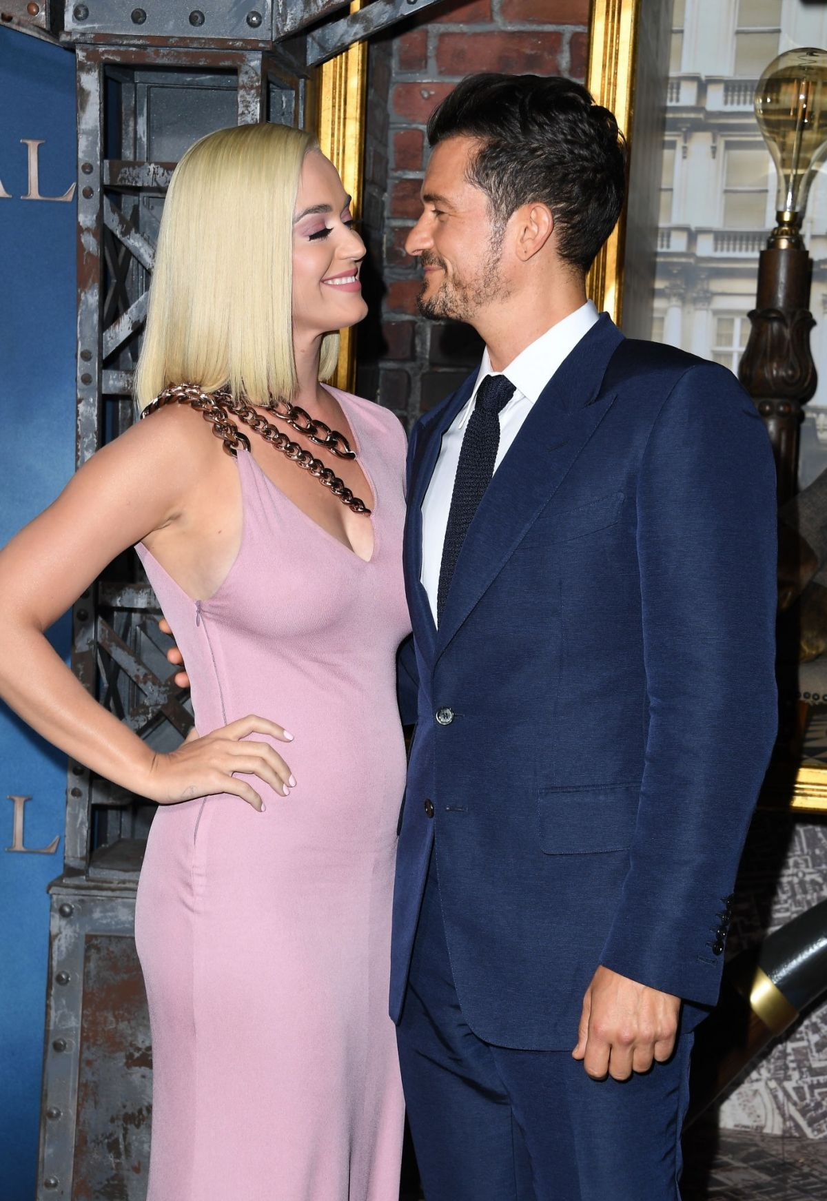KATY PERRY and Orlando Bloom at Carnival Row Premiere in Los Angeles 08/21/2019 - HawtCelebs