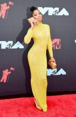 KEKE PALMER at 2019 MTV Video Music Awards in Newark 08/26/2019
