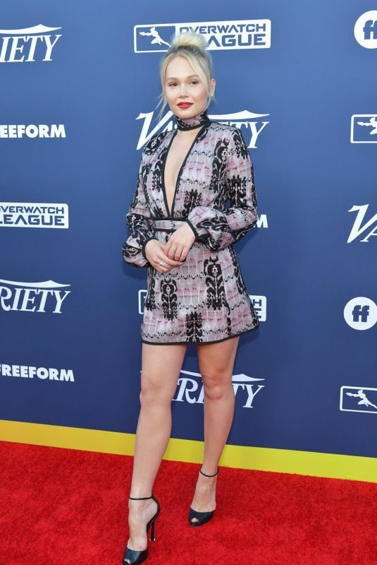 KELLI BERGLUND at Variety's Power of Young Hollywood in Los Angeles 08/06/2019