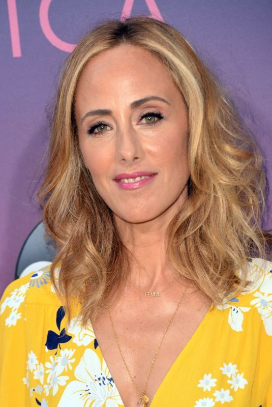 KIM RAVER at ABC's TCA Summer Press Tour in West Hollywood 08/05/2019