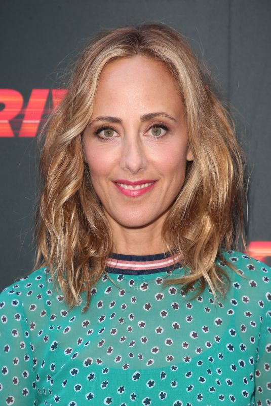 KIM RAVER at Driven Premiere in Hollywood 07/29/2019