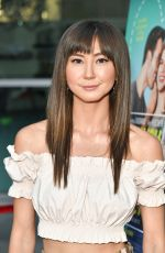 KIMIKO GLENN at Can You Keep A Secret Premiere in Los Angeles 08/28/2019