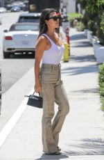 KOURTNEY KARDASHIAN Out in Beverly Hills 08/20/2019