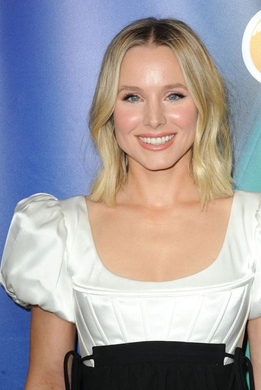 KRISTEN BELL at TCA Summer Press Tour 2019 in Beverly Hills 08/08/2019