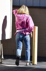 KRISTEN BELL Leaves a Spa in Los Feliz 08/15/2019