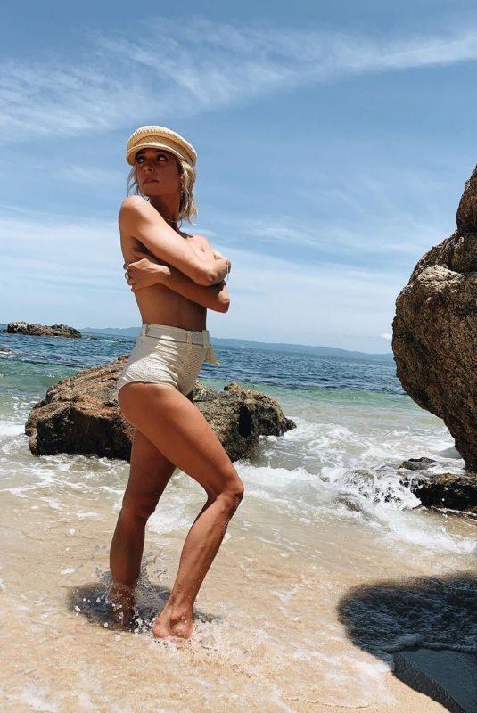 KRISTIN CAVALLARI in Bikini on Vacation in Mexico – Instagram Photos 08/15/2019