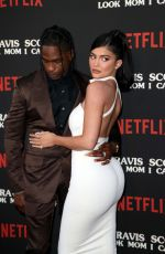 KYLIE JENNER and Travis Scott at Travis Scott - Look Mom I Can Fly Premierein Santa Monica 08/27/2019