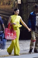 KYLIE JENNER and Travis Scott Night Out in Portofino 08/12/2019