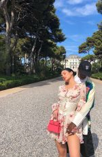 KYLIE JENNER on Vacation in Italy - Instagram Photos 2019