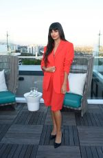 LAURA BROWN and JAMEELA JAMIL at Instyle