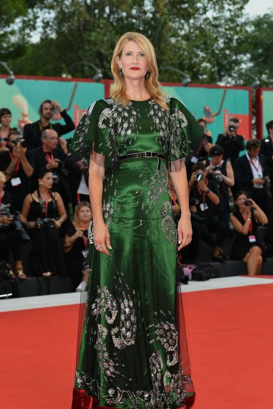 LAURA DERN at Marriage Story Premiere at 2019 Venice Film Festival 08/29/2019