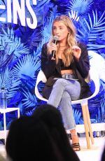 LAUREN ELIZABETH at Beautycon Festival 2019 in Los Angeles 08/10/20