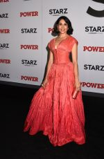 LELA LOREN at Power Final Season Premiere at Madison Square Garden in New York 08/20/2019