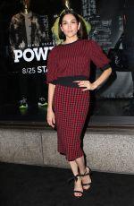 LELA LOREN at Power Show Saks Fifth Avenue Window Unveiling in New York 08/19/2019