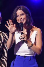 LENA MEYER-LANDRUT at Citizens Party 08/30/2019