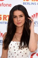 LENA MEYER-LANDRUT at Stars for Free104.6 RTL Concert 08/24/2019