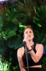 LENA MEYER-LANDRUT Performs at L