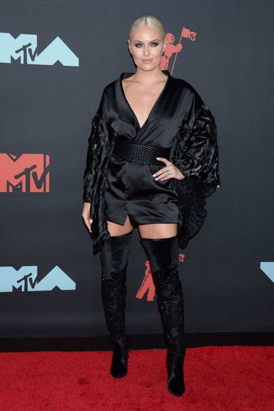 LINDSEY VONN at 2019 MTV Video Music Awards in Newark 08/26/2019
