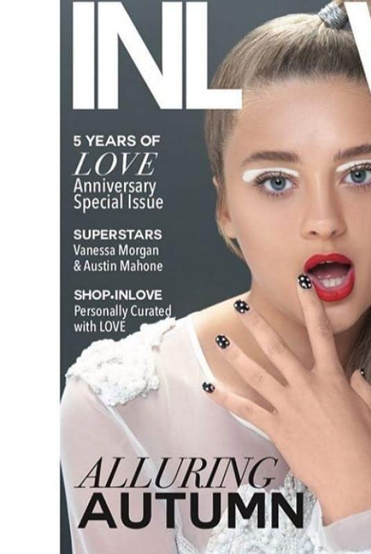 LIZZY GREENE in In Love Magazine, September 2019