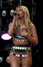 LOUISA JOHNSON Performs at Manchester Pride 08/24/2019