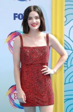 LUCY HALE at Teen Choice Awards 2019 in Hermosa Beach 08/11/2019